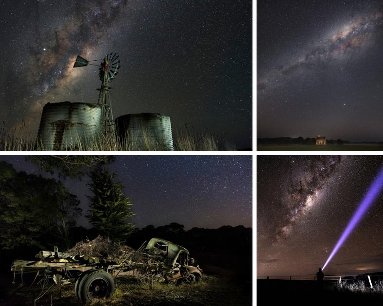 Astro, Landscape, Photography